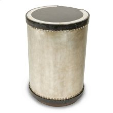 Drum Accent Table