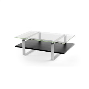 Bdi FurnitureCoffee Table 1642 in Charcoal Stained Ash