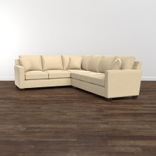 Gleason Large L-Shaped Sectional
