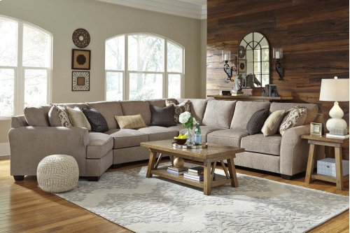 Pantomine - Driftwood 5 Piece Sectional