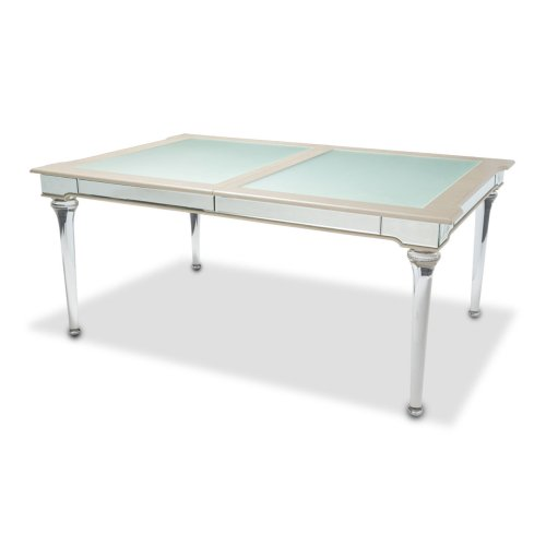 4 Leg Dining Table (incl: 2 X 23 3/4 Leaves)