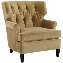 Hawkins Chair in Mocha (751)