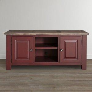 "Bassett FurnitureBench*Made Maple Homestead 54"" Credenza Low"