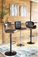 Tall UPH Swivel Barstool(2/CN) Product Image