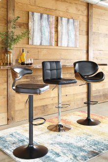 RED HOT BUY- BE HAPPY! Tall UPH Swivel Barstool