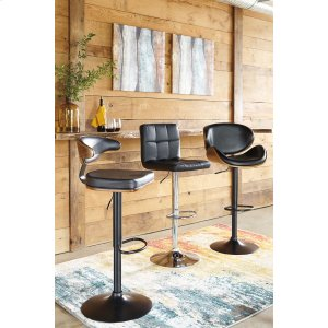 AshleySIGNATURE DESIGN BY ASHLEYTall UPH Swivel Barstool(2/CN)
