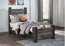 Westinton - Black/Brown 3 Piece Bed Set (Twin)