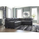 Gleason - Charcoal 2 Piece Sectional Product Image