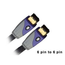 Monster Digital® Firelink Cable - 7 ft. / 6 pin to 6 pin