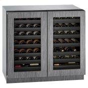 "36"" Dual-zone Wine Refrigerator With Integrated Frame Finish (115 V/60 Hz Volts /60 Hz Hz)"
