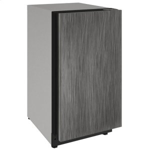"""U-LINE18"""" Beverage Center With Integrated Solid Finish and Field Reversible Door Swing (115 V/60 Hz Volts /60 Hz Hz)"""