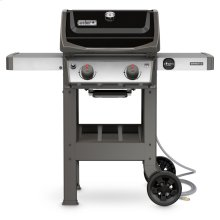 Spirit II E-210 Gas Grill Black Natural Gas