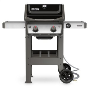 WeberSpirit II E-210 Gas Grill Black Natural Gas