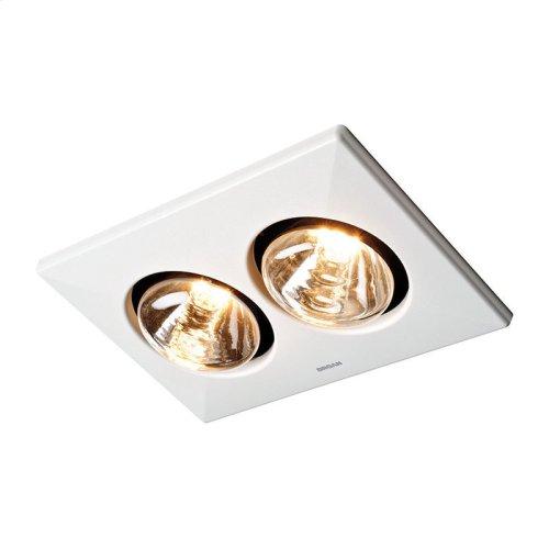 164 in by Broan in Spencer, MA - Two-Bulb Heater/Fan, (2
