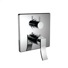 "7099cu-tm - 1/2"" Thermostatic Trim With Volume Control and 3-way Diverter in Polished Chrome"