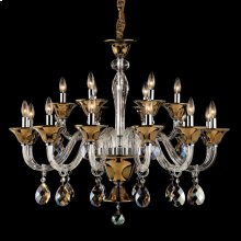 Rundale 18 Light Chandelier