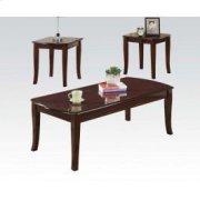 3pc Pk Cherry C/e Tables Set Product Image