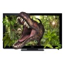 "VIERA® 37"" Class DT30 Series LED HDTV with 3D (37.0"" Diag.) Product Image"