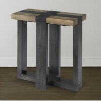 Bench*Made Maple Skyline Side Table Product Image