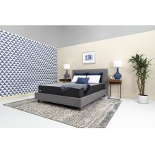 """Hybrid - Essentials Collection - 10"""" Hybrid - Mattress In A Box - Cal King"""