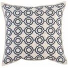 "Luxe Pillows Circular Links (22"" x 22"") Product Image"
