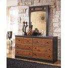 Aimwell - Dark Brown 2 Piece Bedroom Set Product Image
