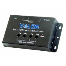 Video Signal Amplifier (1 in-4 out)