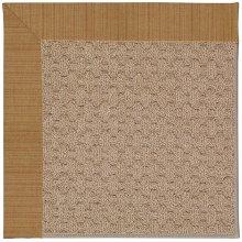 Creative Concepts-Grassy Mtn. Dupione Caramel Machine Tufted Rugs
