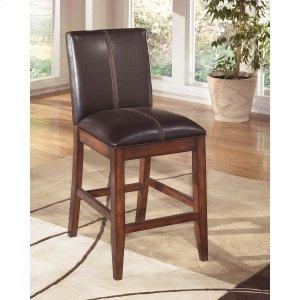 Ashley Furniture Larchmont - Burnished Dark Brown Set Of 2 Dining Room Barstools