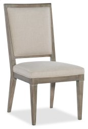 Dining Room Pacifica Upholstered Side Chair