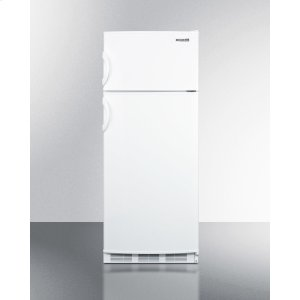 "SummitTwo-door Refrigerator-freezer With Cycle Defrost and Slim 24"" Width"