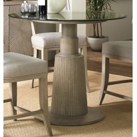 Dining Room Elixir Round Dining Table 42in