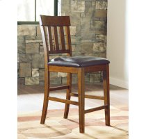 Ralene - Medium Brown Set Of 2 Dining Room Barstools Product Image