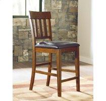 Ralene - Medium Brown Set Of 2 Dining Room Barstools Product Image