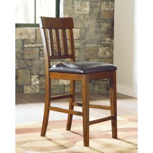 Ralene - Medium Brown Set Of 2 Dining Room Barstools