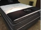 Queen Heavenly Luxury Super Box Pillow Top Mattress Product Image