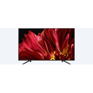 SonyZ9F MASTER Series  LED  4K Ultra HD  High Dynamic Range (HDR)  Smart TV (Android TV)