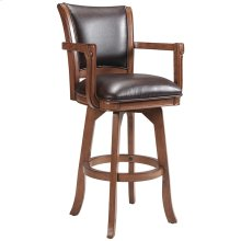 Park View Swivel Bar Height Stool