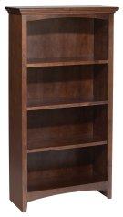 "CAF 48""H x 24""W McKenzie Alder Bookcase Product Image"