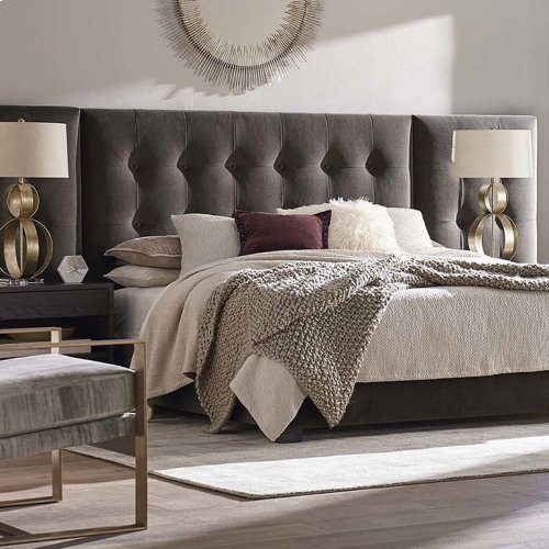 MODERN-Sausalito King Upholstered Bed