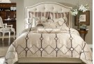 9 Pc Queen Comforter set Pearl Product Image