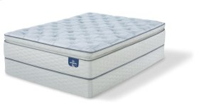 Sertapedic - Alverson - Super Pillow Top - Firm - Cal King
