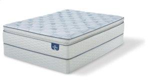 Sertapedic - Alverson - Super Pillow Top - Firm - Queen Product Image