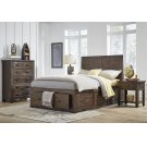 Jackson Lodge Full Panel Headboard Product Image