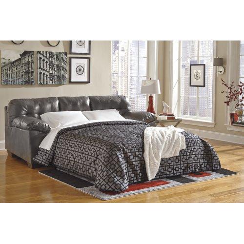 Alliston Queen Sofa Sleeper Gray