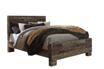 Derekson - Multi Gray 3 Piece Bed Set (Queen) Product Image