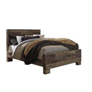 Ashley Furniture Derekson - Multi Gray 3 Piece Bed Set (Queen)