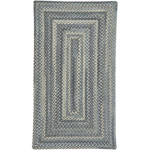 Bonneville Denim Braided Rugs (Custom)