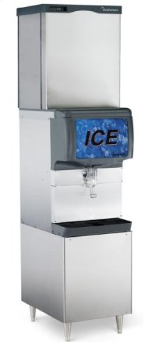 600 lb Prodigy Eclipse Remote Cooled Modular Cube Ice Maker