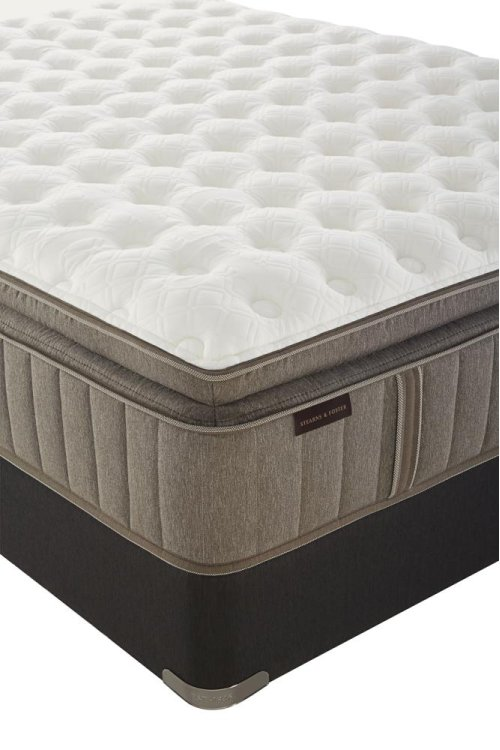 Estate Collection - Oak Terrace IV - Euro Pillow Top - Luxury Comfort Firm - Cal King